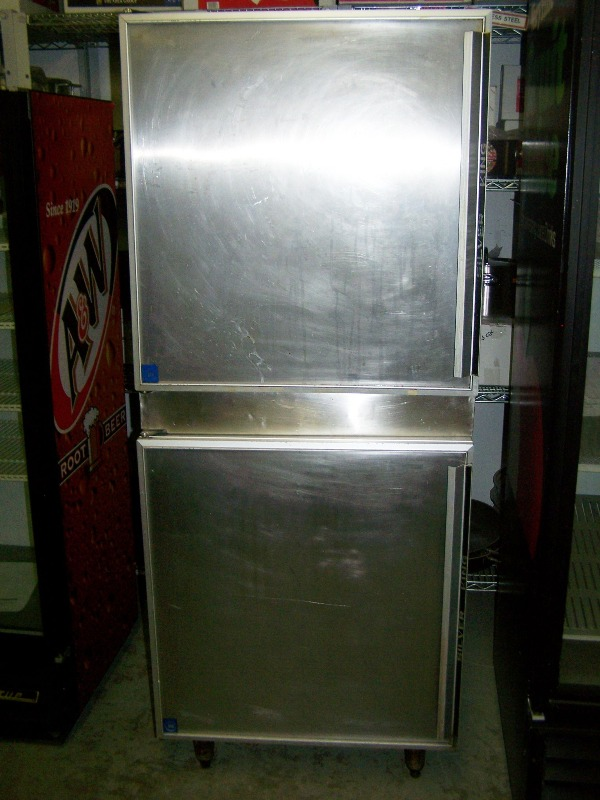 SILVER KING DOUBLE STACK COOLER