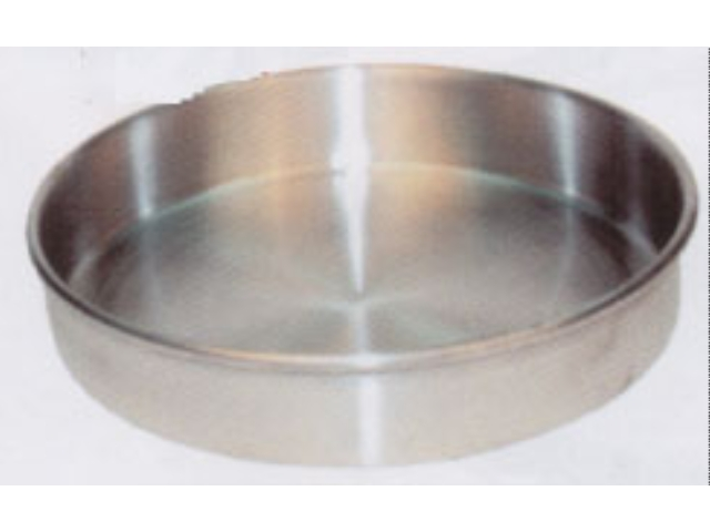 LAYER CAKE PANS 9IN X2IN - ALUMINUM CAKE PAN