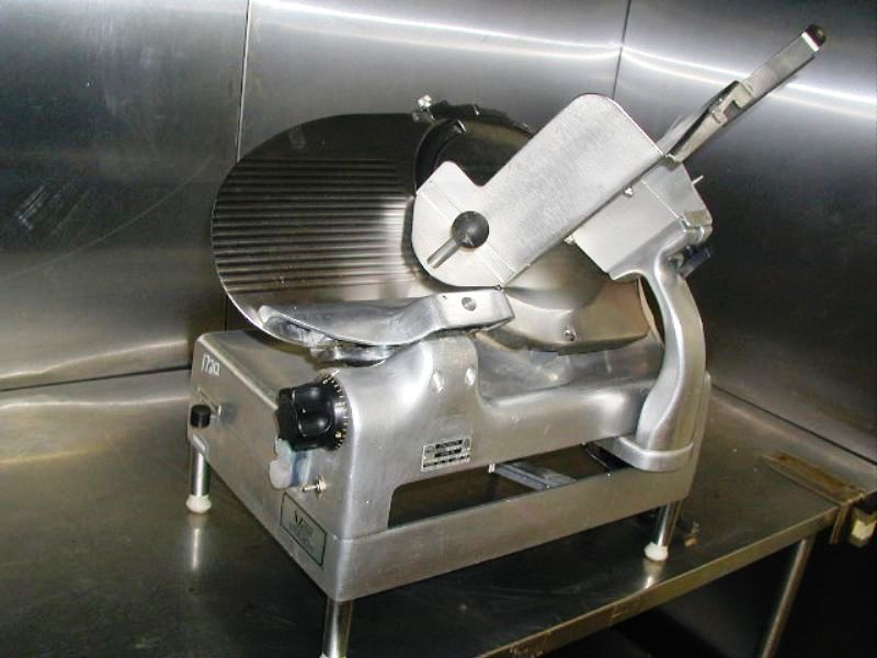 BERKEL COUNTERTOP AUTOMATIC SLICER