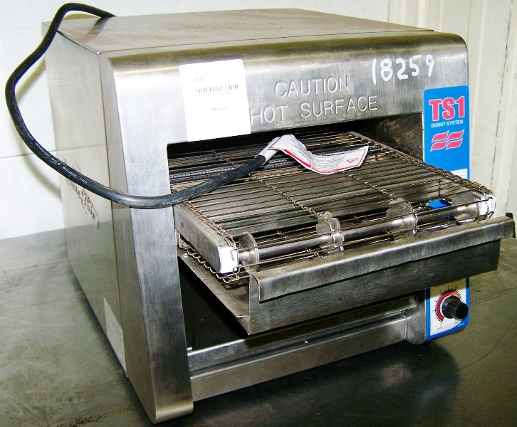 GOLD MEDAL STATE FAIR CONVEYOR TOASTER