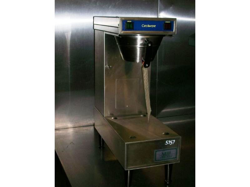 CECILWARE SINGLE SHUTTLE BREWER